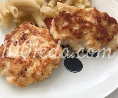 Котлетки из рубленого мяса с йогуртом: с пошаговым фото