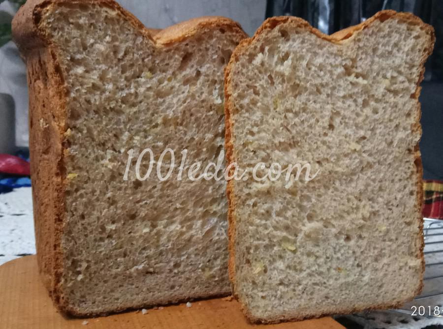 Белорусский хлеб в хлебопечке: пошаговый с фото