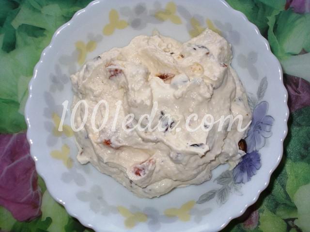 Полезная домашняя творожная масса Вкусняшка: пошаговое фото