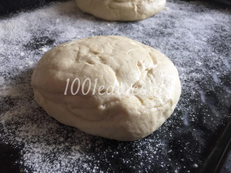Ароматный хлеб на молоке: пошаговый с фото - Шаг №8