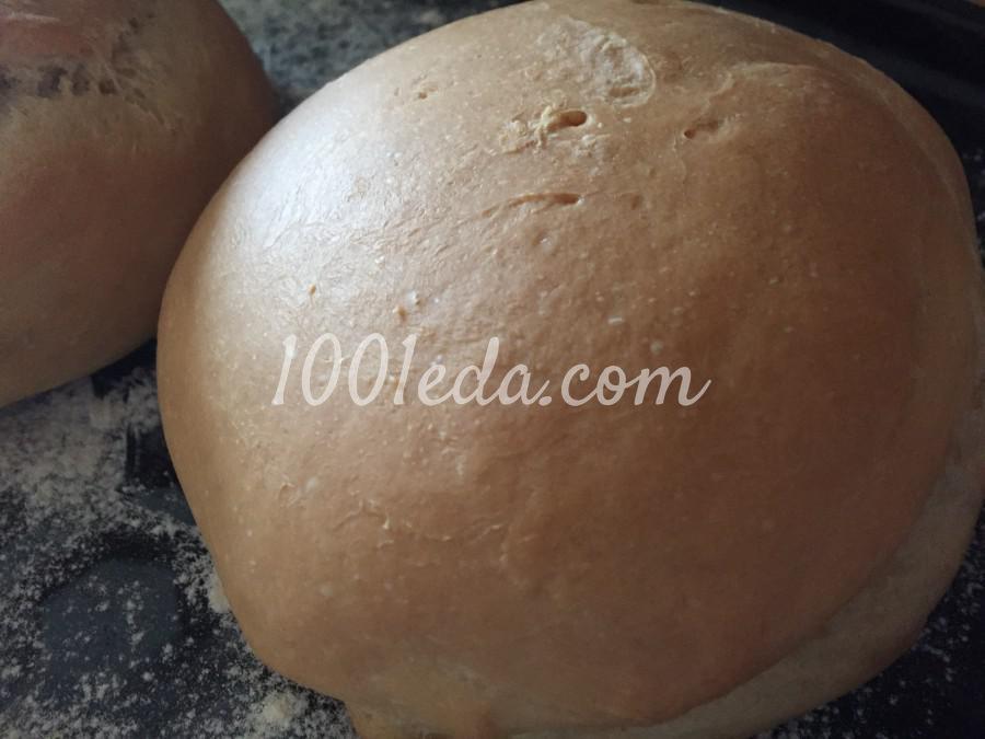 Ароматный хлеб на молоке: пошаговый с фото - Шаг №9