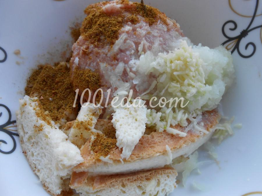 Сочные куриные котлеты для бургера: пошаговый с фото - Шаг №4