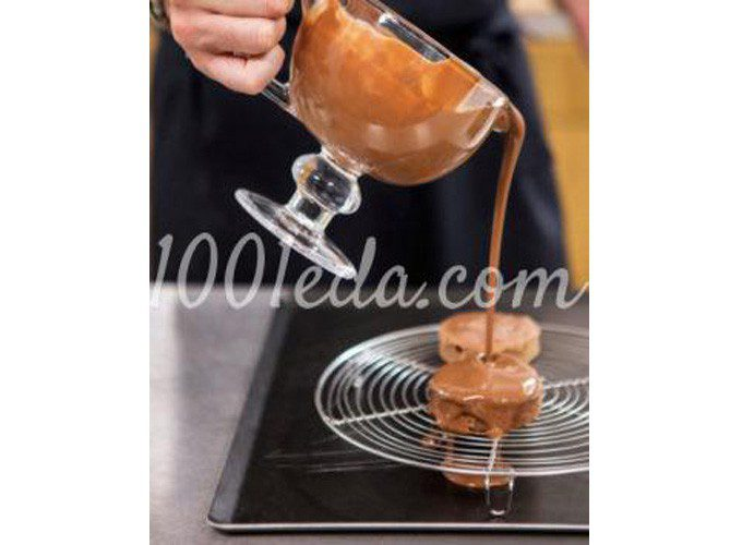 Нежные вафли с кремом от Сирила Линьяка: пошаговое фото - Шаг №8