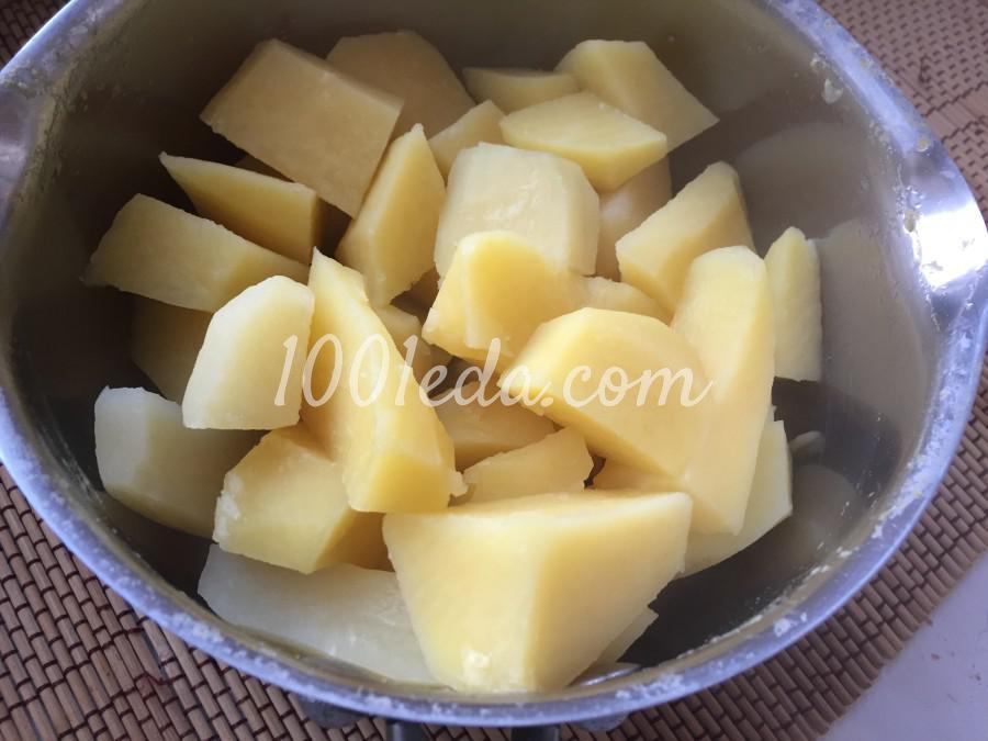 Картофель с грибами: пошаговый с фото - Шаг №1