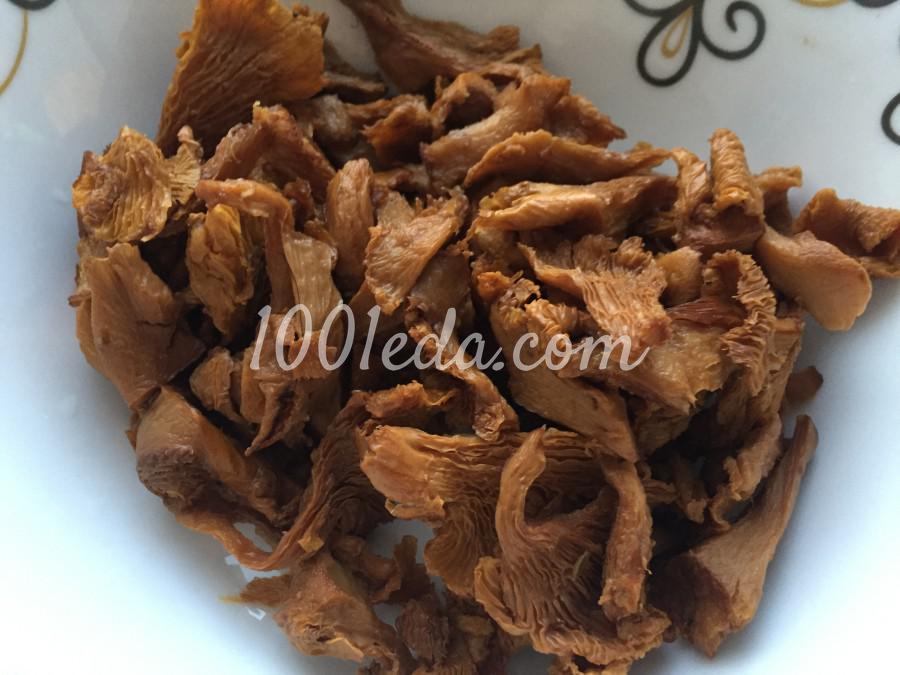 Картофель с грибами: пошаговый с фото - Шаг №2