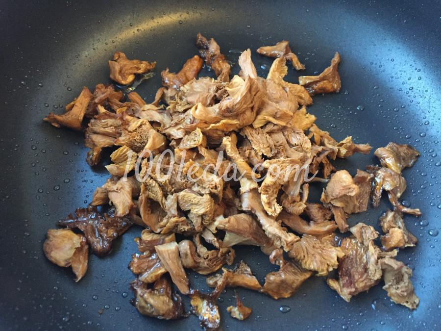 Картофель с грибами: пошаговый с фото - Шаг №3