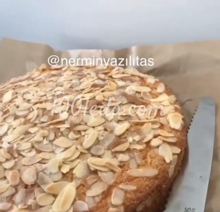 Миндальный торт: пошаговое фото - Шаг №7