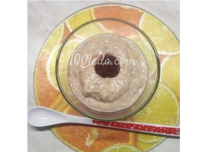Йогурт из кефира с курагой, финиками, сливами и орешками: пошаговый с фото