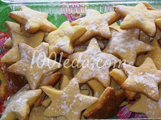 Печенье Домашнее: пошаговое фото