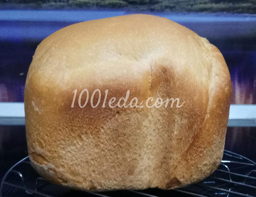 Хлеб Горный в хлебопечке: пошаговый с фото