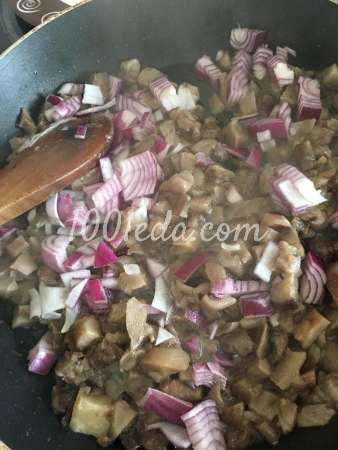 Драники со сливочно-грибным соусом: пошаговый с фото - Шаг №2