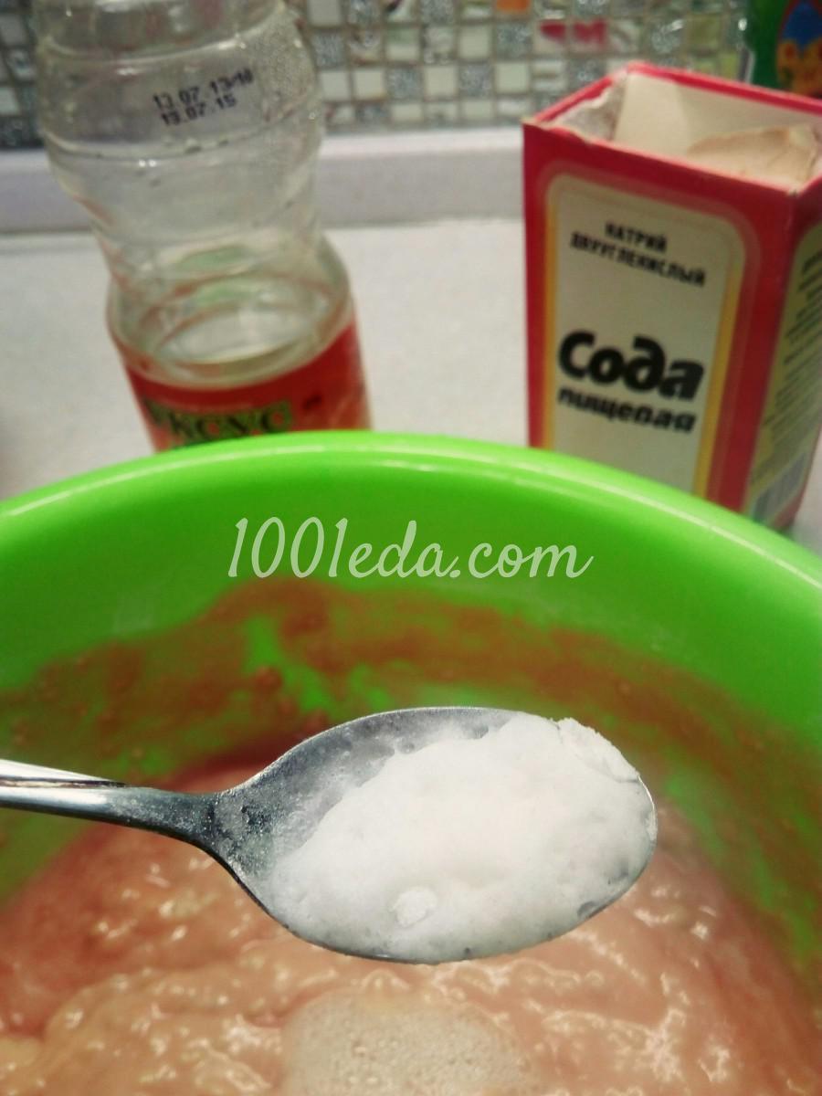 Несладкое печенье с укропом и томатным соком: пошаговый с фото - Шаг №5