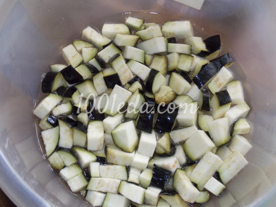 Суп из баклажанов с чечевицей: пошаговый с фото - Шаг №2