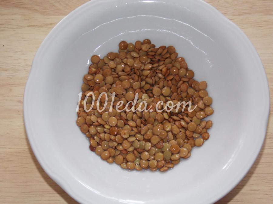 Суп из баклажанов с чечевицей: пошаговый с фото - Шаг №3