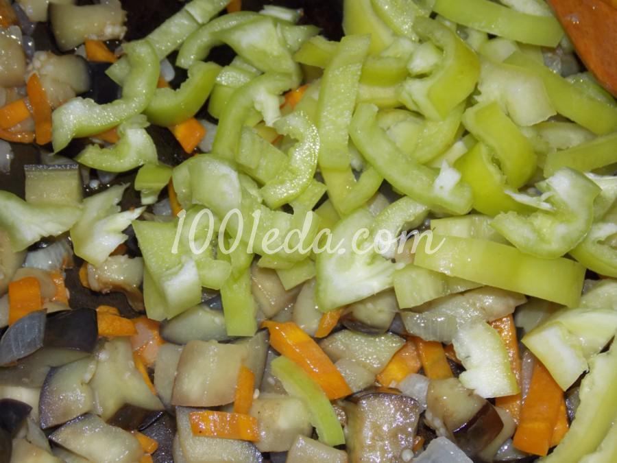 Суп из баклажанов с чечевицей: пошаговый с фото - Шаг №8