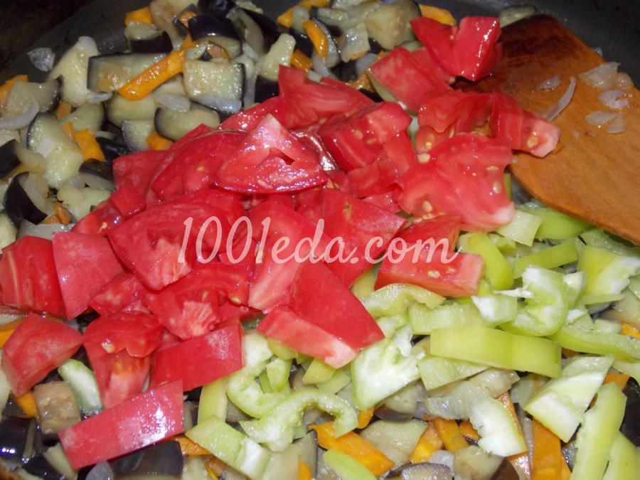 Суп из баклажанов с чечевицей: пошаговый с фото - Шаг №9