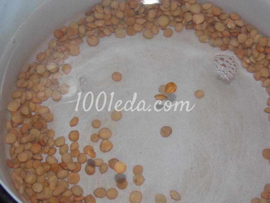 Суп из баклажанов с чечевицей: пошаговый с фото - Шаг №11