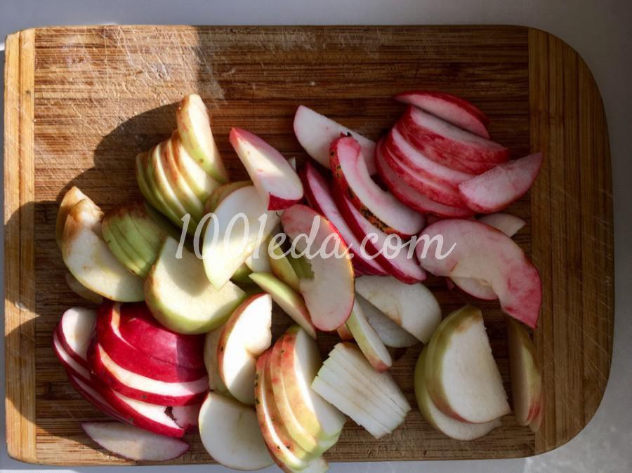 Яблочный пирог с овсянкой и корицей: пошаговый с фото - Шаг №6