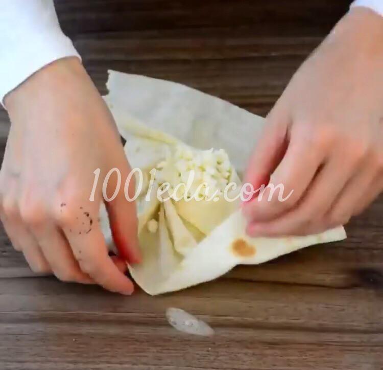Закусочные булочки с сыром: пошаговый с фото - Шаг №4