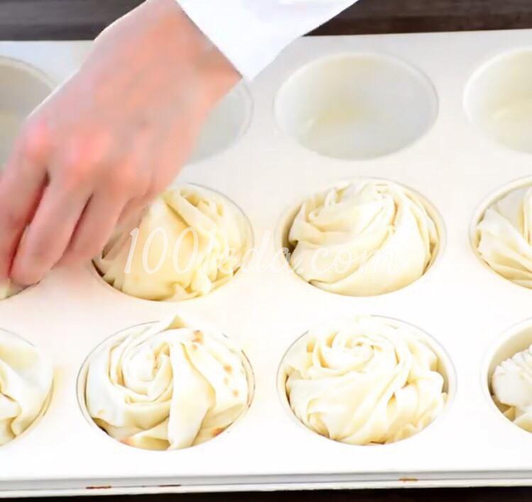 Закусочные булочки с сыром: пошаговый с фото - Шаг №6