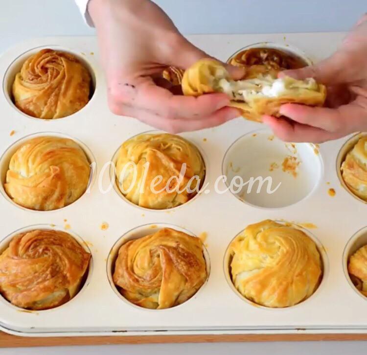Закусочные булочки с сыром: пошаговый с фото