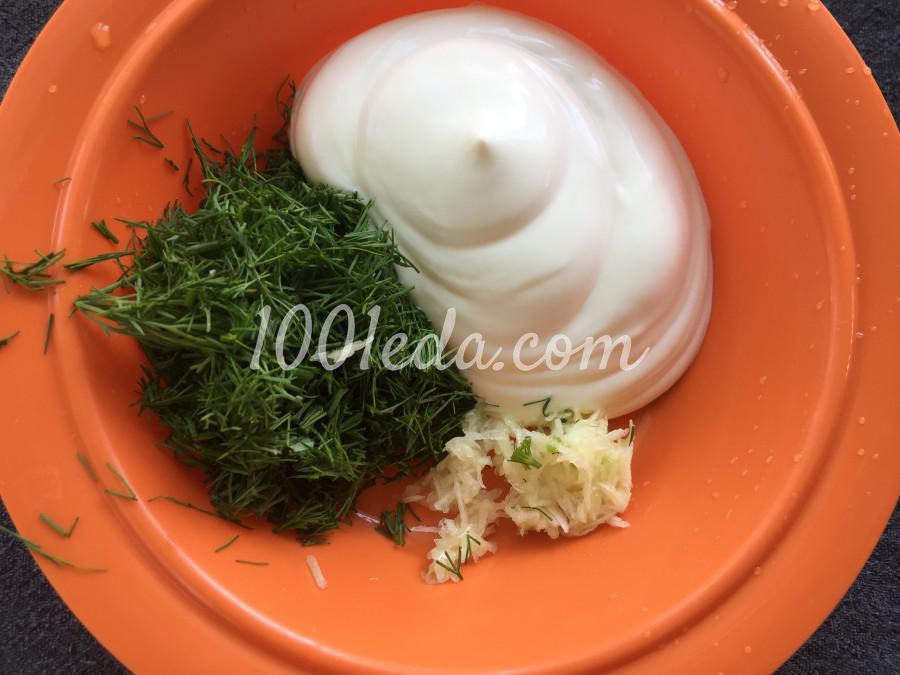 Закуска из кабачков: пошаговый с фото - Шаг №2