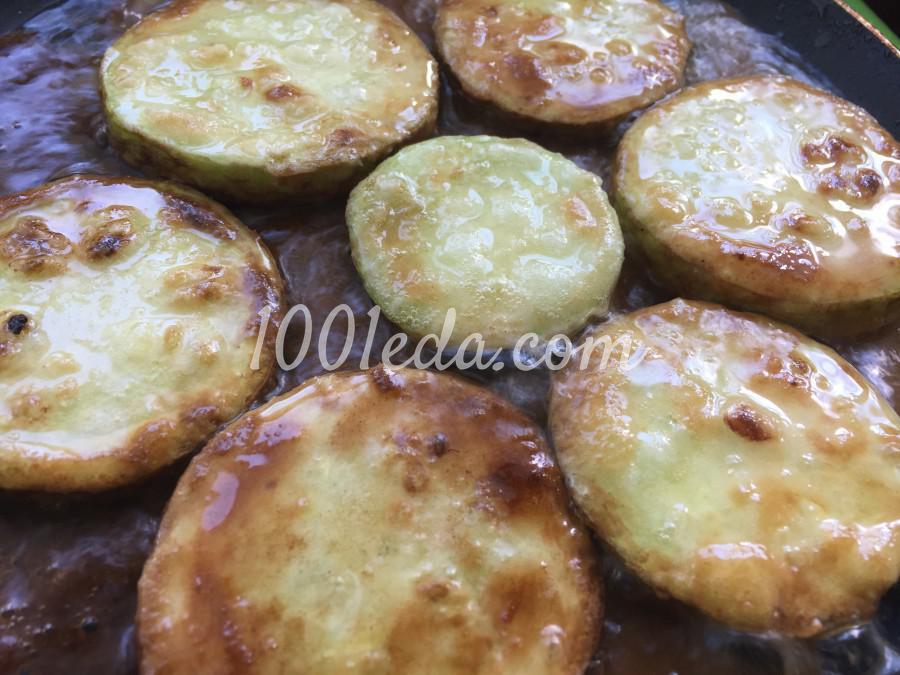 Закуска из кабачков: пошаговый с фото - Шаг №4