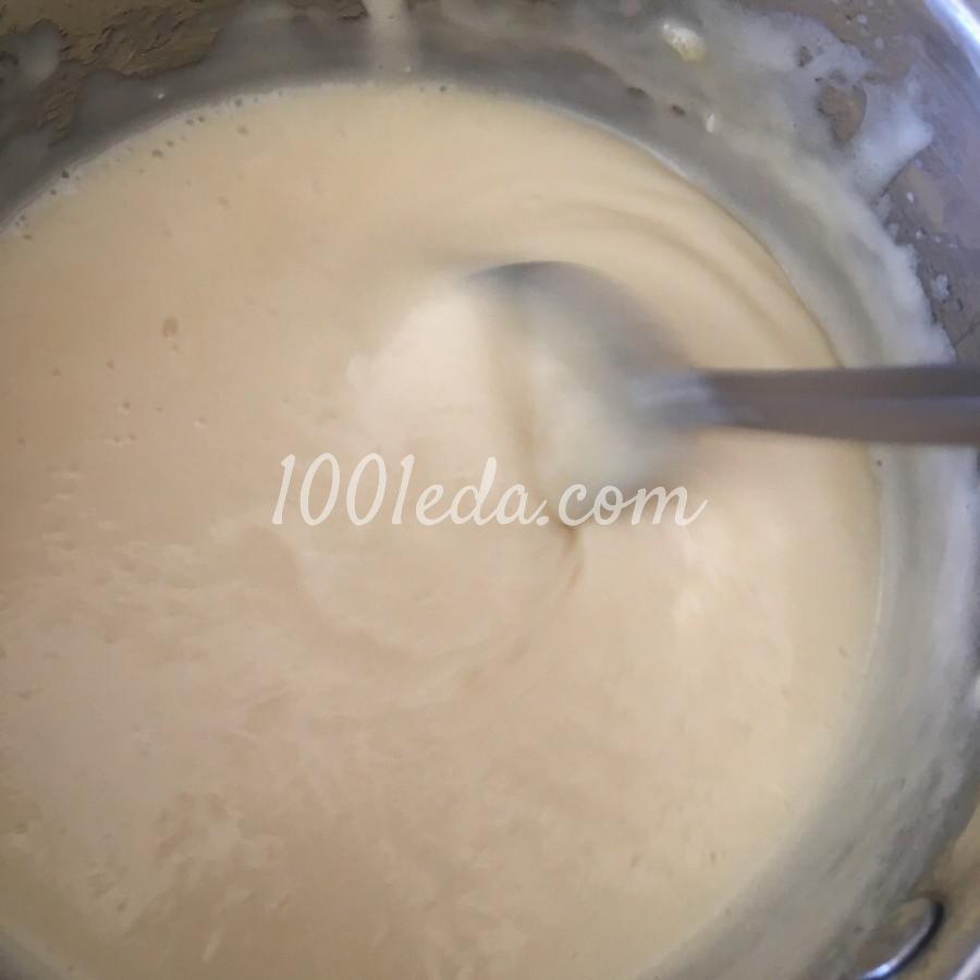 Домашний плавленый сыр: пошаговое фото - Шаг №5
