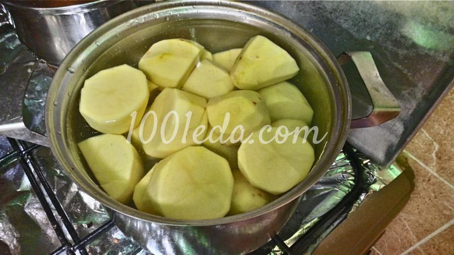 Минтай в кляре с картофельным пюре: пошаговый с фото - Шаг №2