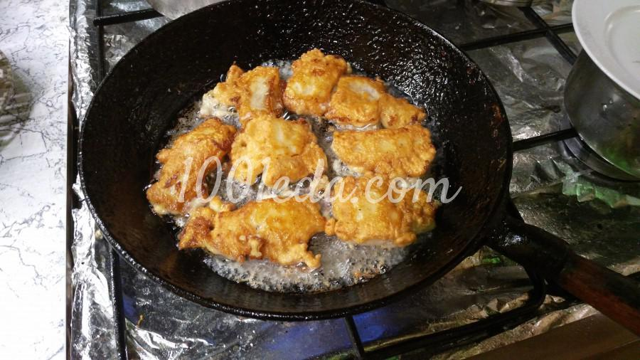 Минтай в кляре с картофельным пюре: пошаговый с фото - Шаг №5