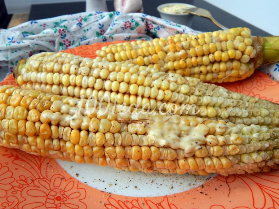 Кукуруза в микроволновой печи