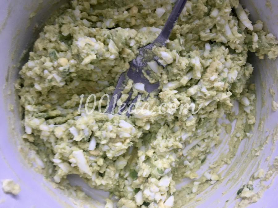 Торт с курицей и авокадо: пошаговый с фото - Шаг №5