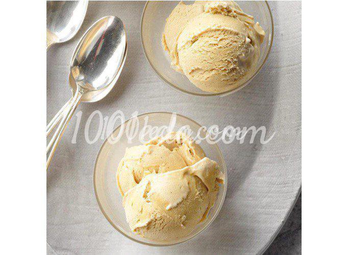 Пряничное мороженое