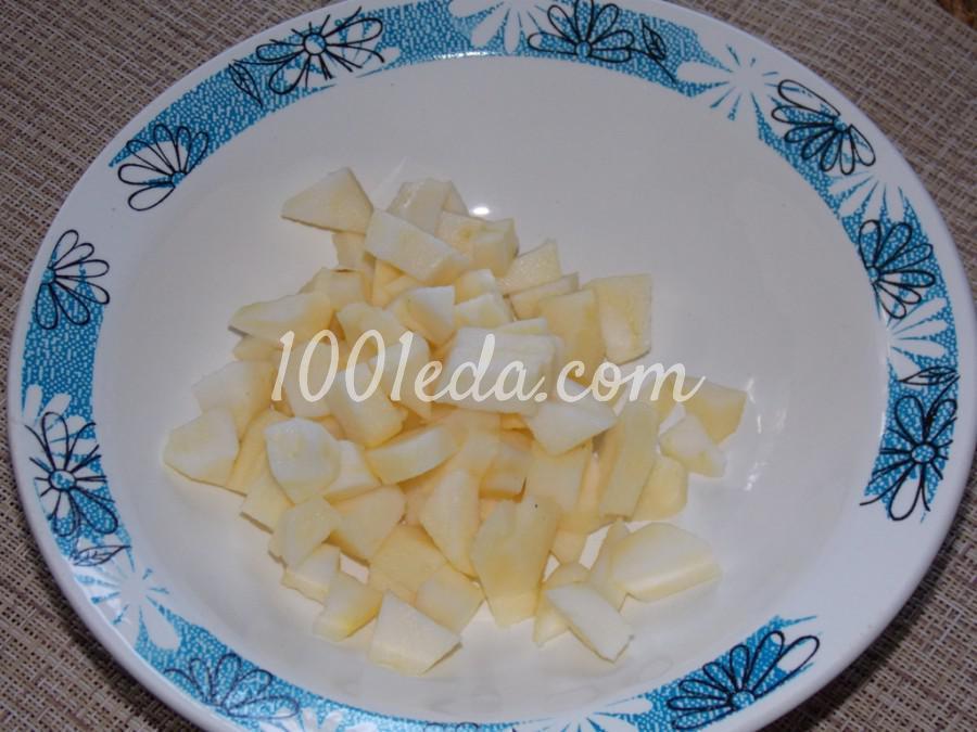Десерт с йогуртом и фруктами: пошаговый с фото - Шаг №1