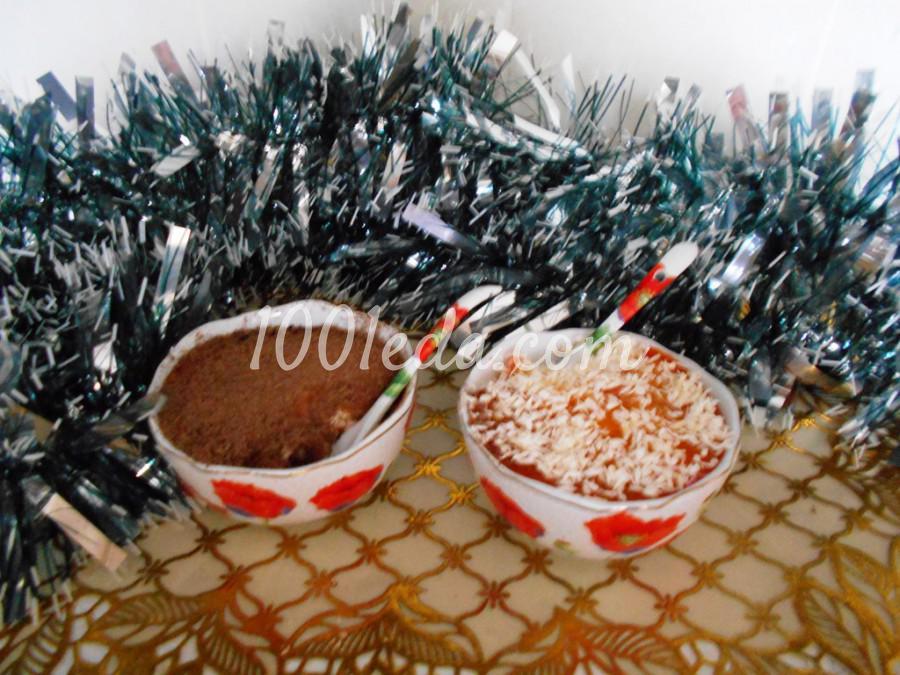 """Салат для деток """"Новый год к нам пришёл!"""": пошаговое фото"""