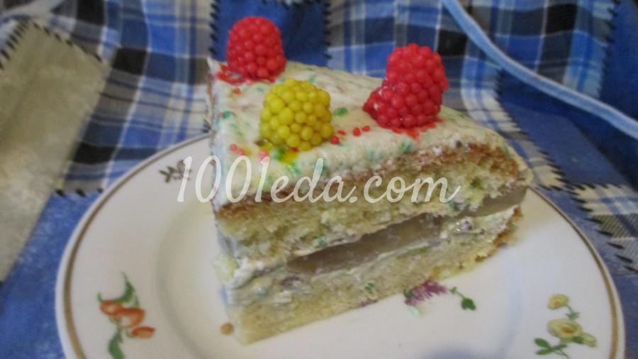 Торт с желе Маэстро