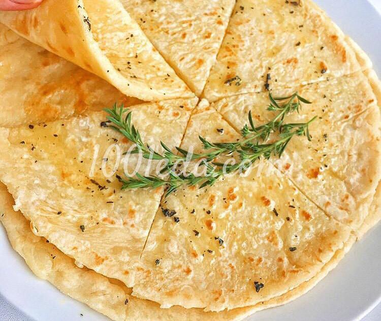 Постные картофельные лепешки