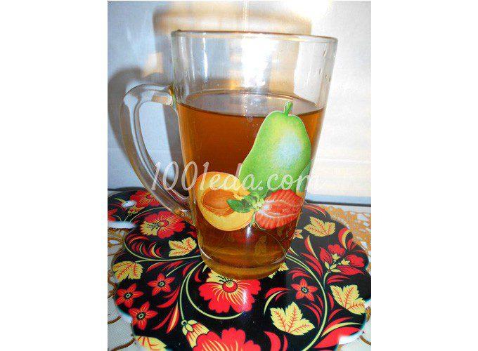 Полезный травяной напиток для поста: пошаговый с фото