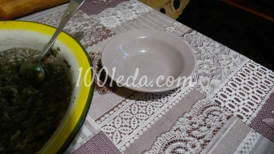 Классический рецепт приготовления хинкали: пошаговый с фото - Шаг №4