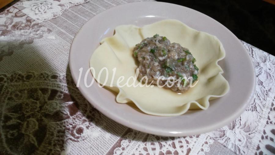 Классический рецепт приготовления хинкали: пошаговый с фото - Шаг №5