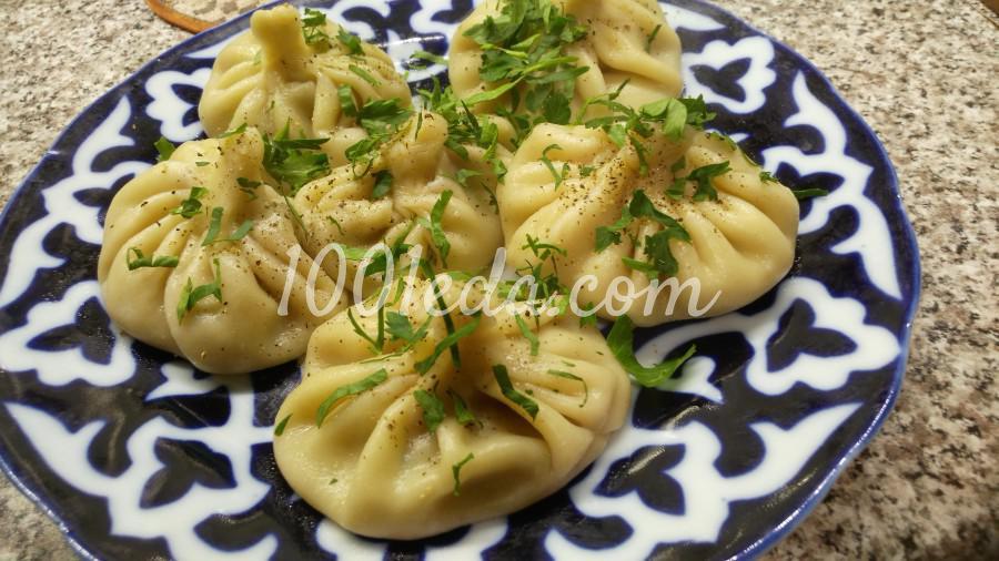 Классический рецепт приготовления хинкали: пошаговый с фото