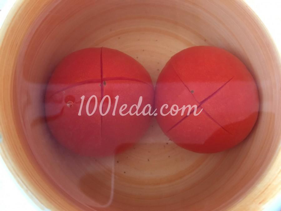 Постные лодочки из баклажанов: пошаговый с фото - Шаг №2