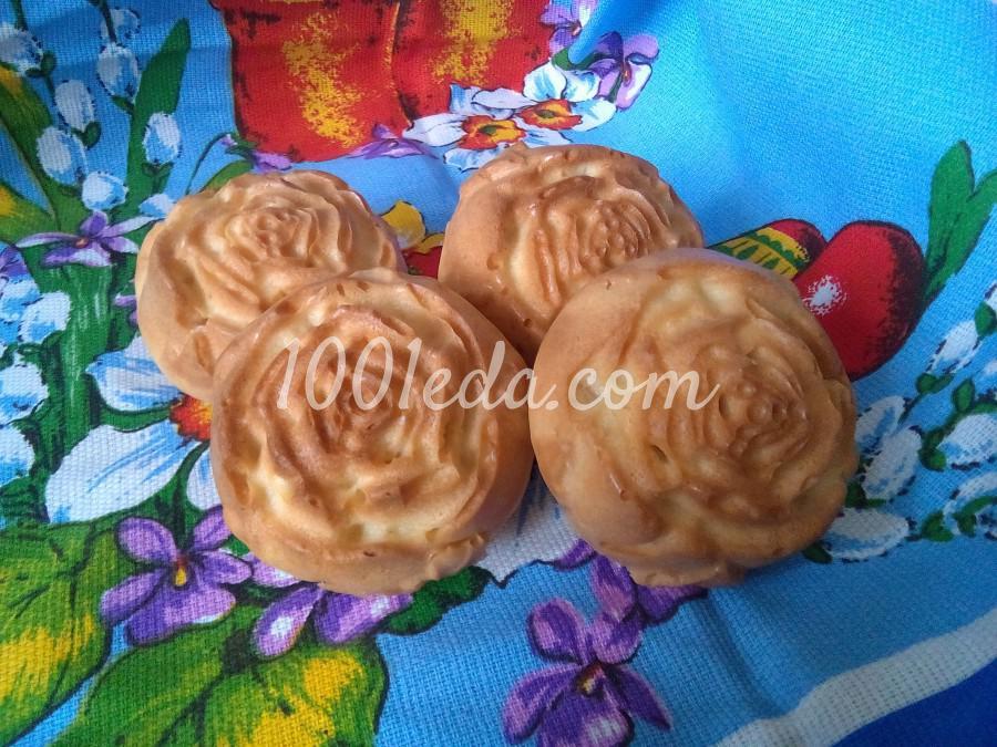 Сладкие кексы на майонезе