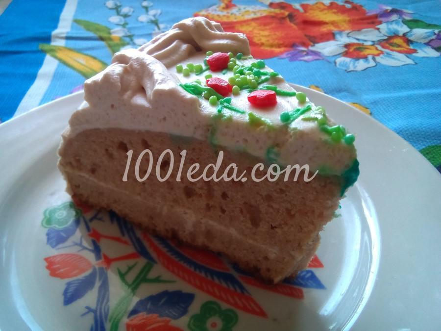 Праздничный пряничный торт