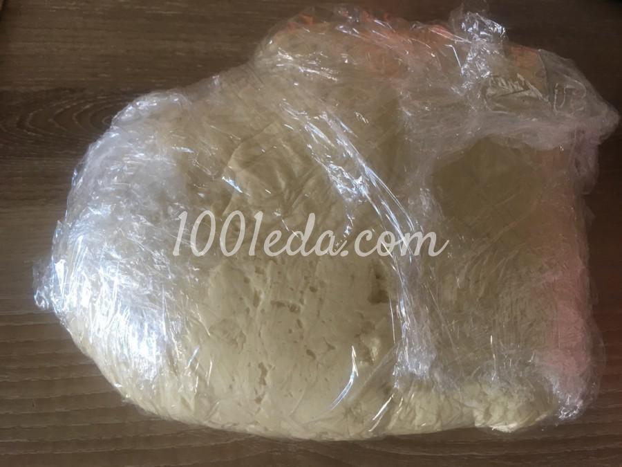 Сырные лепешки: пошаговый с фото - Шаг №1