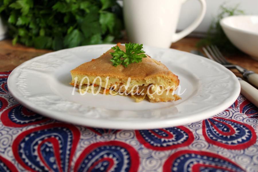 Быстрый капустный пирог: пошаговый с фото