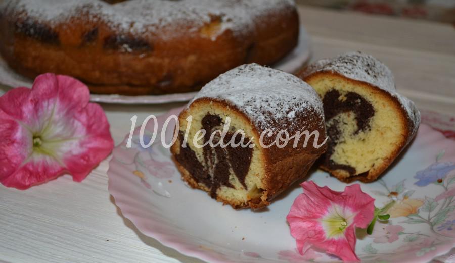 """Самый вкусный кекс на желтках """"Бабушка-кейк"""": пошаговый с фото"""