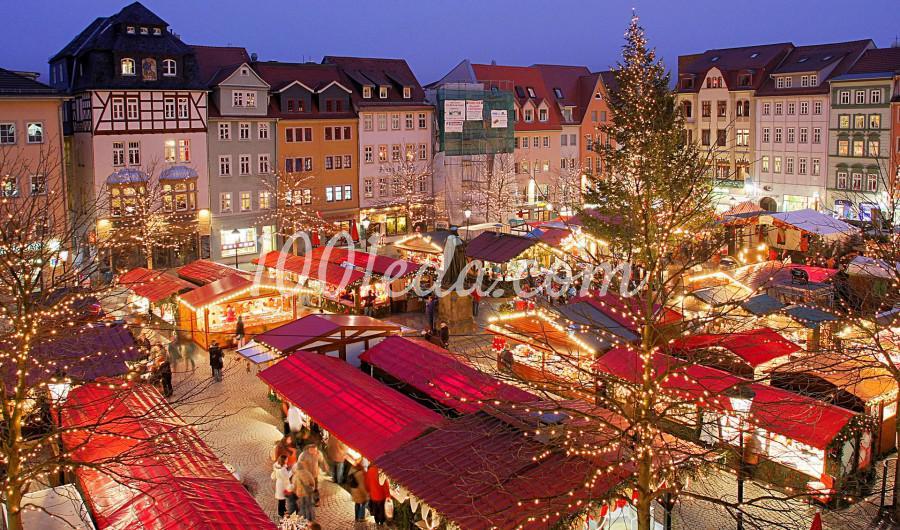 Рождество и Новый год у нас в странах Западной Европы