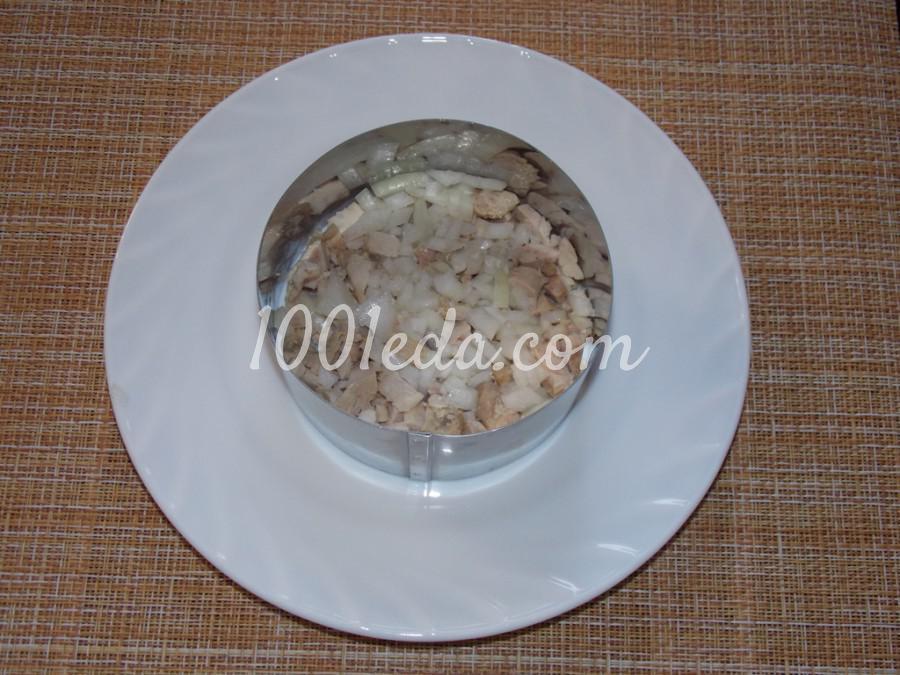 Салат из свеклы и куриного мяса: пошаговый с фото - Шаг №1