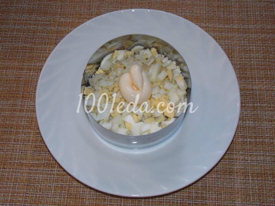 Салат из свеклы и куриного мяса: пошаговый с фото - Шаг №3